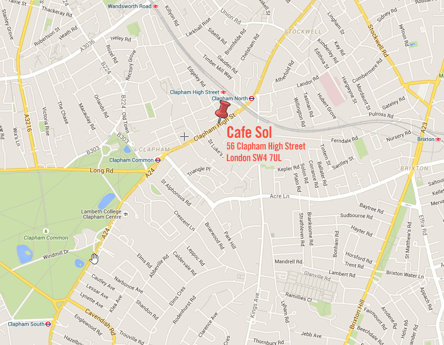 Cafe-Sol---Map---56-Clapham-High-Street,-London-SW4-7UL
