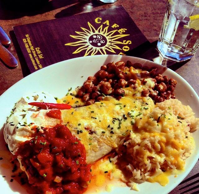 Cafe Sol - Tex Mex Food, Beer & Cocktails