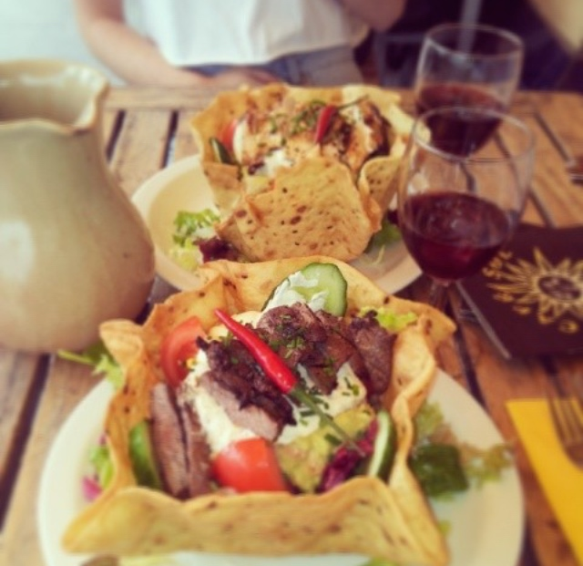 Cafe Sol - Perfect Tex-Mex Food